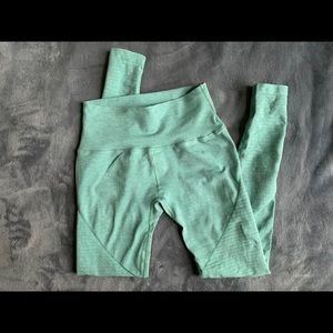 🐺Alphalete🐺 Jade Green Revival Leggings